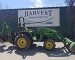 Tractor For Sale: 2005 John Deere 4120, 43 HP
