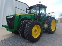 Tractor For Sale 2014 John Deere 8360R , 360 HP