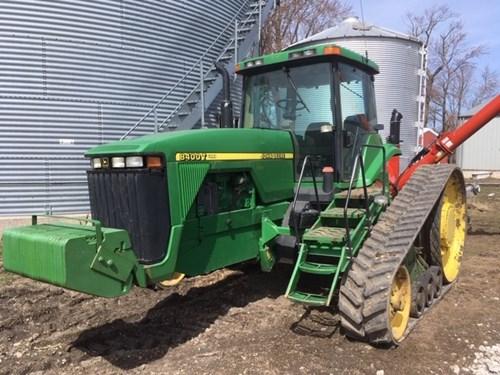 Tractor For Sale:  1999 John Deere 8400T , 225 HP