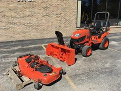 Tractor For Sale:  2012 Kubota BX2660 , 23 HP