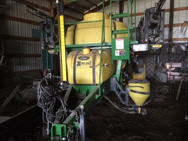 2010 Top Air TA1600 Sprayer-Pull Type For Sale
