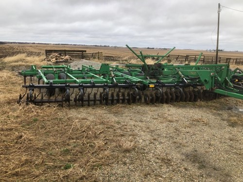 Mulch Finisher For Sale:  1996 John Deere 726