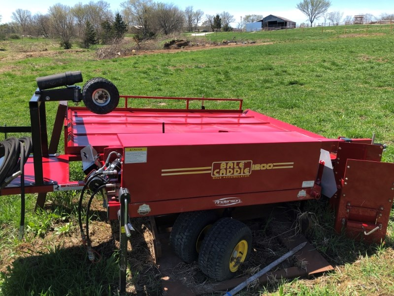 Anderson 1200 Bale Accumulator For Sale