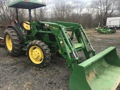 Tractor For Sale 2017 John Deere 5065E , 65 HP