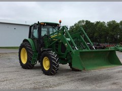 Tractor For Sale 2010 John Deere 7130 , 121 HP