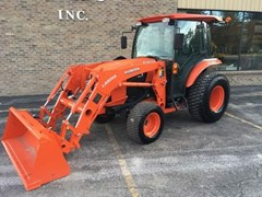 Tractor For Sale 2018 Kubota L6060HSTC , 60 HP