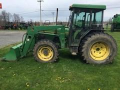 Tractor For Sale 1996 John Deere 5500 , 80 HP