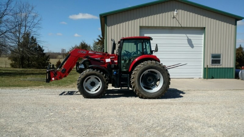 2016 Case IH FARMALL 110A Tractor For Sale
