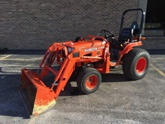 Tractor For Sale 2003 Kubota B2410HSD , 24 HP