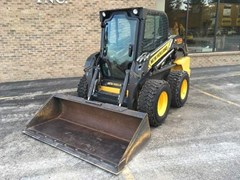 Skid Steer For Sale:  2012 New Holland L220 , 64 HP