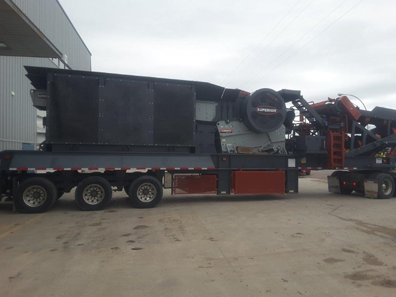 2019 Superior 3244 Crusher - Jaw For Sale