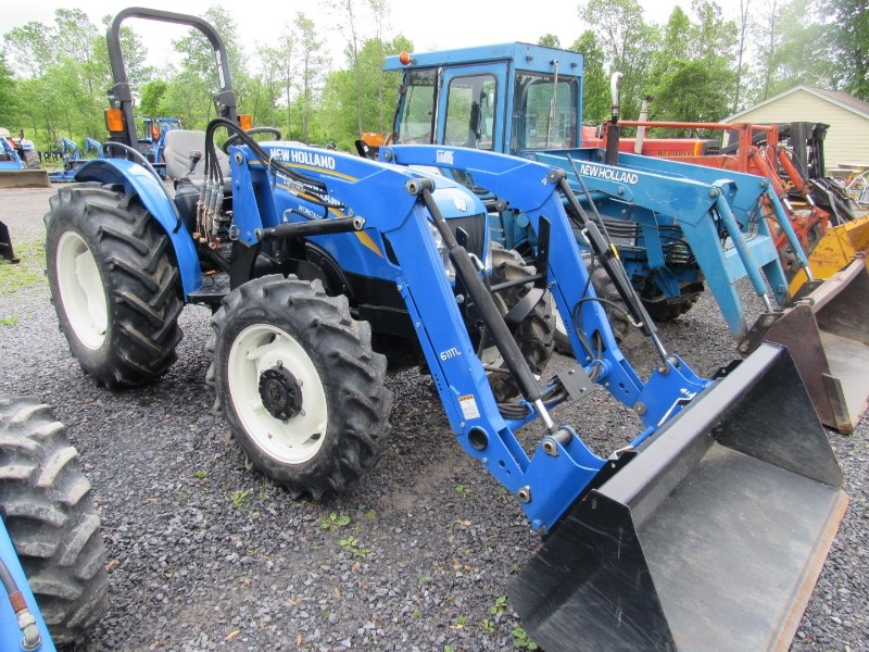 2016 New Holland Workmaster 70 Tractor For Sale