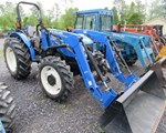 Tractor For Sale:  New Holland Workmaster70, 70 HP