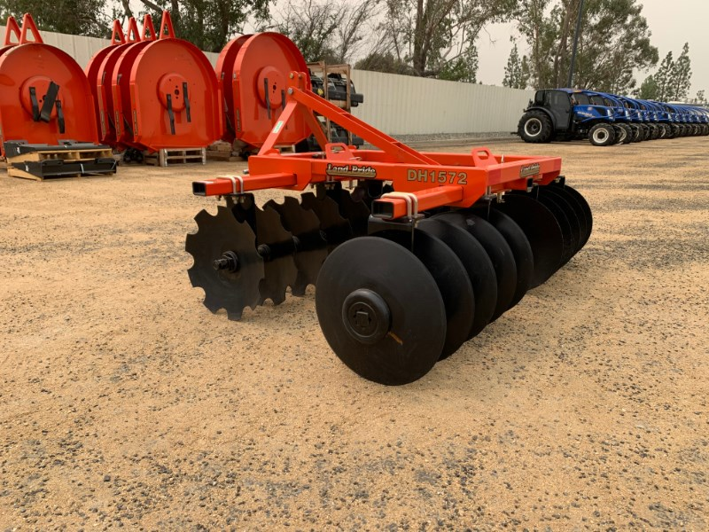 2021 Land Pride DH1560 Disk Harrow For Sale