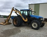 Tractor For Sale2000 Ford New Holland tm125, 125 HP