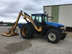 Tractor For Sale 2000 Ford New Holland tm125 , 125 HP