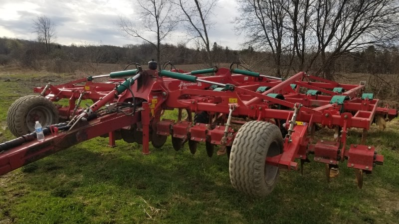 2012 Kverneland CTC Field Cultivator For Sale