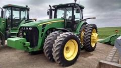 Tractor - Row Crop For Sale 2009 John Deere 8345R , 345 HP