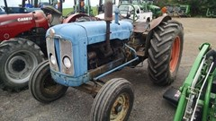 Tractor - Utility For Sale 1962 Ford Super Major , 54 HP