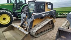 Skid Steer-Track For Sale 2013 John Deere 329E