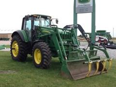 Tractor - Row Crop For Sale 2009 John Deere 7430 Premium , 140 HP