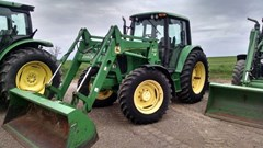 Tractor - Utility For Sale 2003 John Deere 6420 , 110 HP