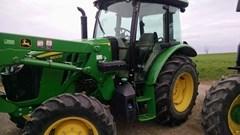 Tractor For Sale 2017 John Deere 5100E , 100 HP