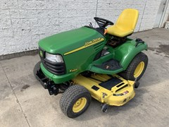 Riding Mower For Sale 2004 John Deere X485