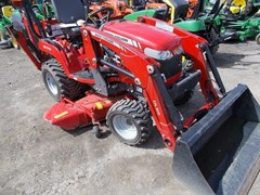 Tractor For Sale 2018 Massey Ferguson GC1710 , 22 HP