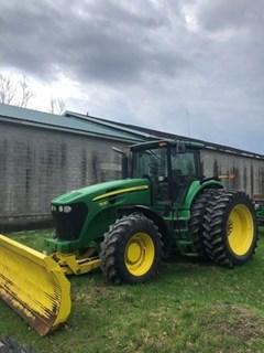 Tractor - Row Crop For Sale 2010 John Deere 7830 , 220 HP