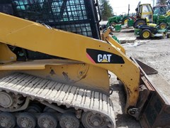Skid Steer-Track For Sale 2011 Caterpillar 257B3