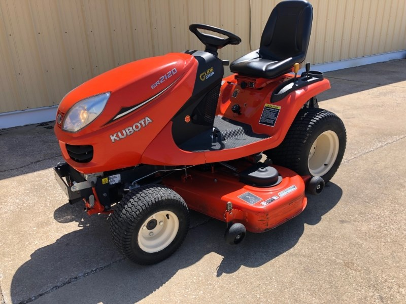 2011 Kubota GR2120 Riding Mower For Sale