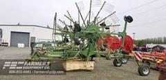 Hay Rake For Sale Krone 881