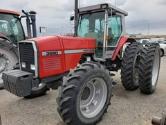 Tractor For Sale 1993 Massey Ferguson 3690 , 170 HP