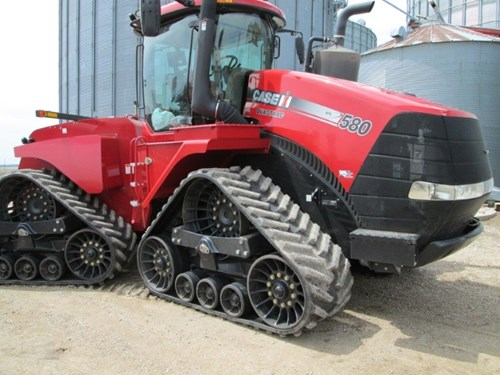 Tractor For Sale:  2016 Case IH STEIGER 580 , 580 HP