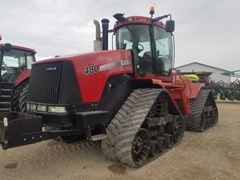 Tractor For Sale 2007 Case IH STX480 , 480 HP