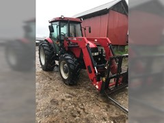 Tractor For Sale 2009 Case IH FARMALL 95C , 95 HP