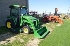 Tractor For Sale 2018 John Deere 3046R , 46 HP