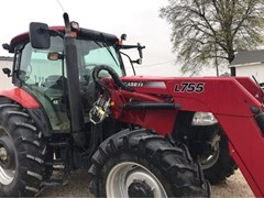 Tractor For Sale 2011 Case IH MAXXUM 125 LTD , 125 HP