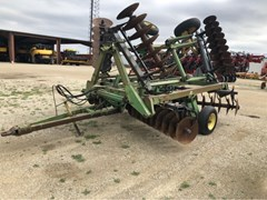 Disk Harrow For Sale John Deere 331