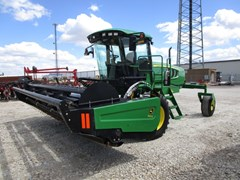 Windrower-Self Propelled For Sale 2013 John Deere W110