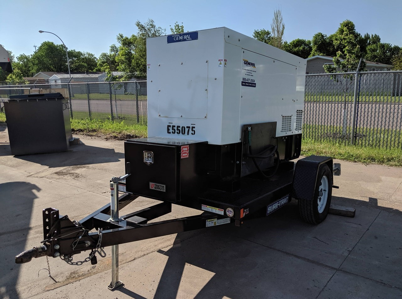 2019 Other 33 KW Generator & Power Unit For Sale