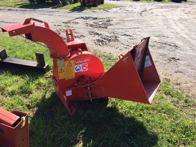 Valby CH140 Chipper-Hand Fed For Sale