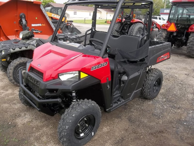 2019 Polaris 500 Utility Vehicle For Sale