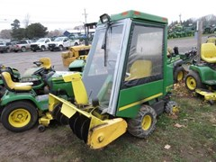 Lawn Mower For Sale 1999 John Deere F735