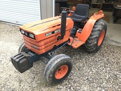 Tractor For Sale 1985 Kubota B8200 , 19 HP