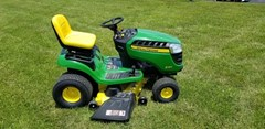 Riding Mower For Sale 2019 John Deere E140 , 22 HP