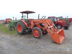 Tractor For Sale 2014 Kubota M7060HD12 , 70 HP