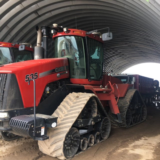 2009 Case IH 535 Tractor For Sale