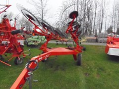 Hay Rake-Wheel For Sale Kuhn SR112